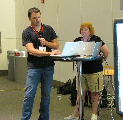 ISTE Unplugged by McTeach